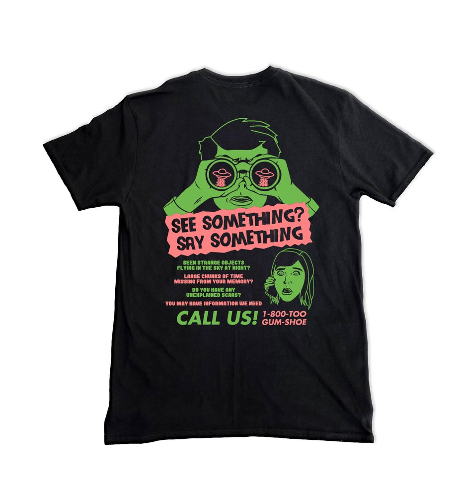Image of UFO Sighting Tee