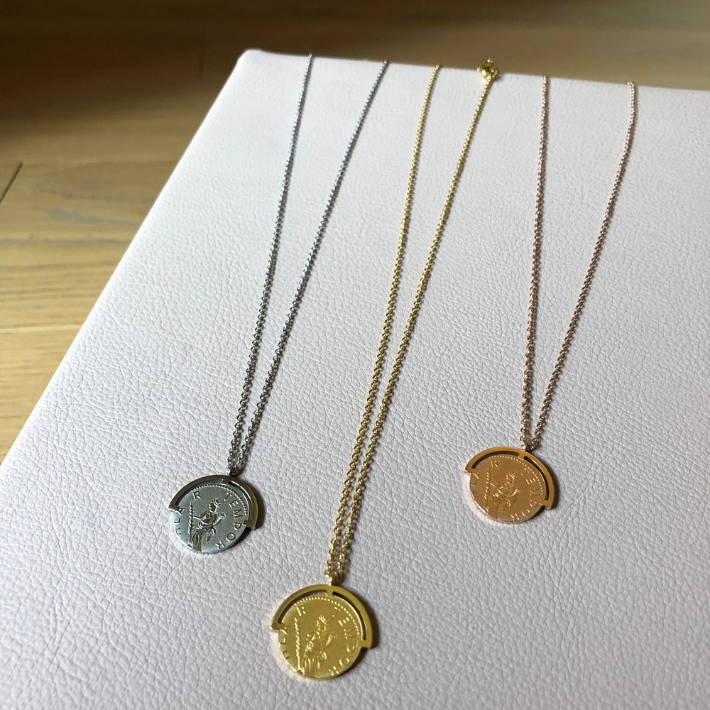 Image of Coin necklace