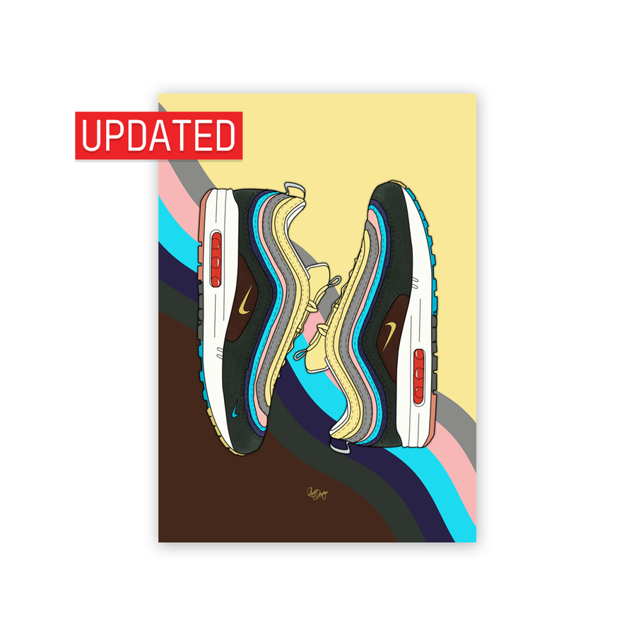 Image of Nike Air Max 1/97 Sean Wotherspoon VF