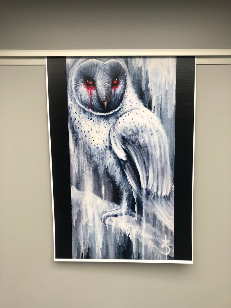 Image of Ghost pt2 ( Prints )