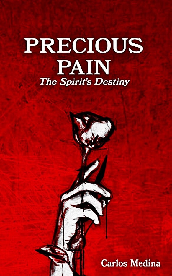 PRECIOUS PAIN ( signed by the author )