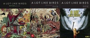 Image of A Lot Like Birds No Place + Conversation Piece + Plan B Guitar Tablature