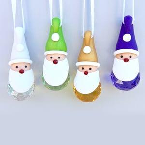 Image of Crystal Santas 🎅🏻✨🎅🏻