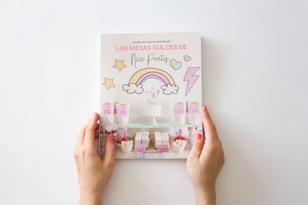 "Image of Libro ""Las mesas dulces de Nice Party"""