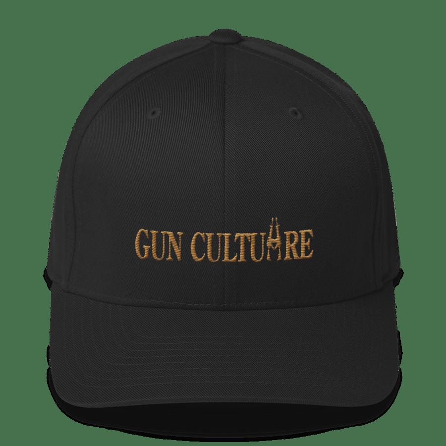 Image of GUN CULTUARE GOLD FLEX FIT HAT