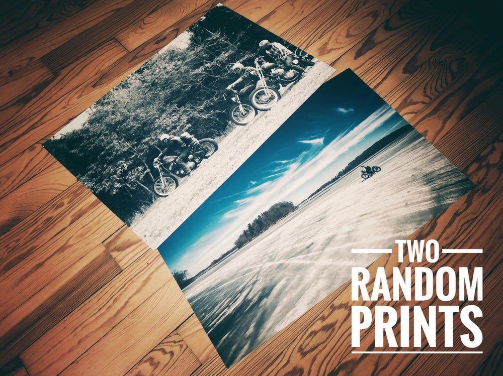 Image of Two Random 12x18 prints
