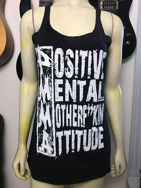 Image of PMMA WORLD Fitted Girl Tank