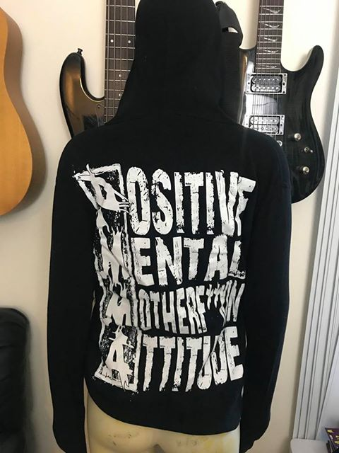 Image of PMMA WORLD HOODIE