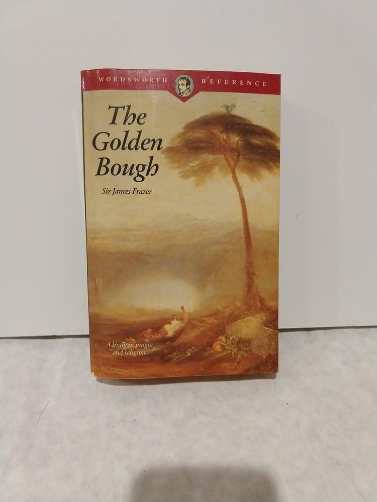 Image of The Golden Bough - Sir James George Frazer