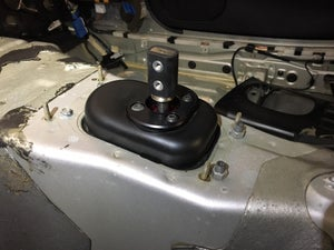 Image of RX-7 LS Swap TR6060 MGW Shifter Arms