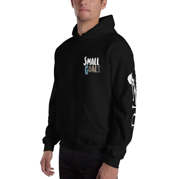 Image of Small Goals Hoodie (Free Cd)