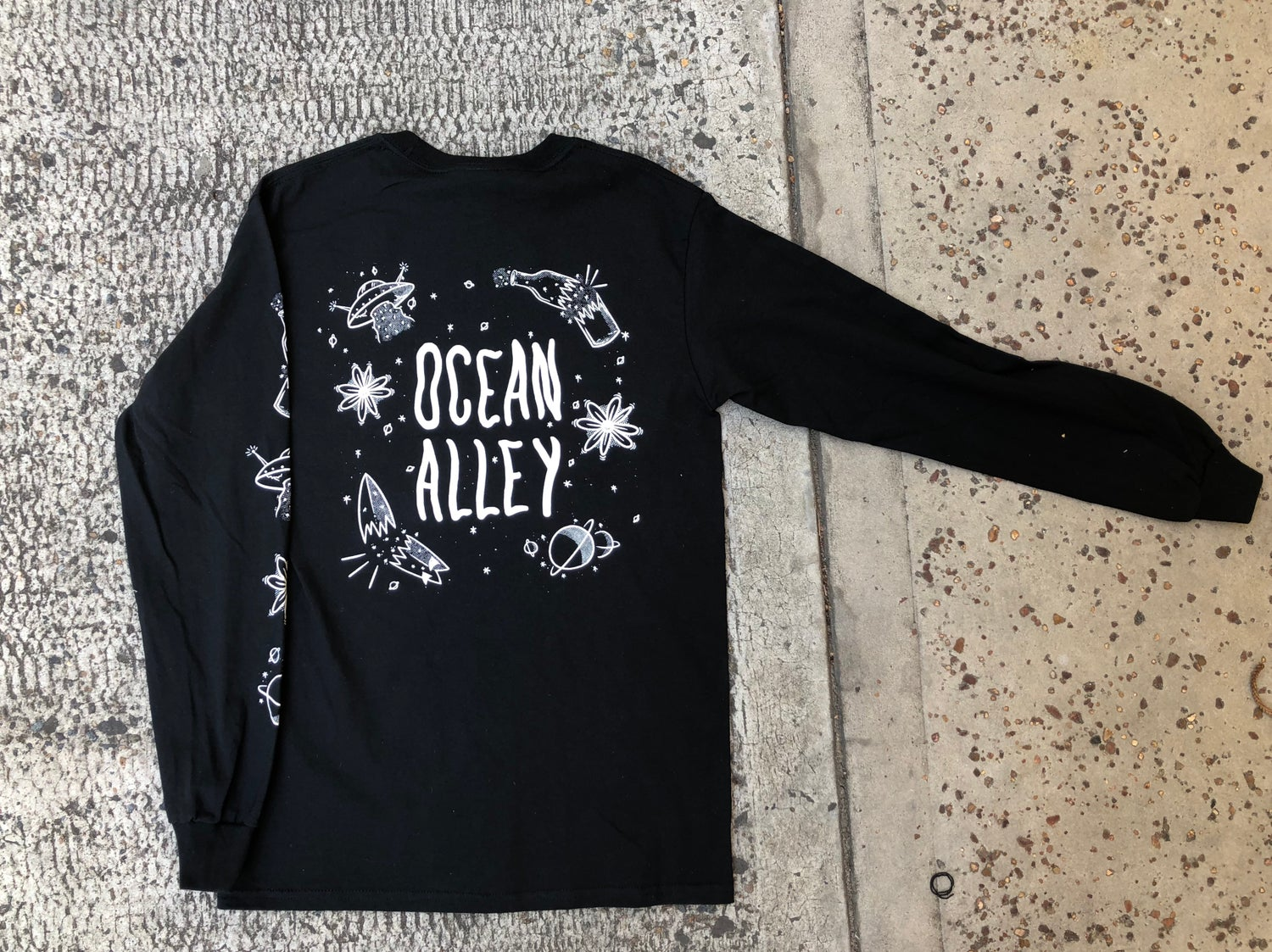 Image of Galaxy Longsleeve