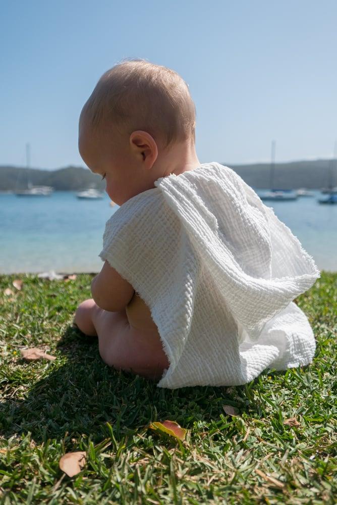 Image of SMALLS PONCHO TOWEL (0-2 YRS)