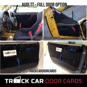 Image of Audi TT MK1 Full Door Card - Track Car Door Cards