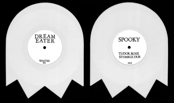 Image of DREAM EATER WHITES 001 - SPOOKY - TUDOR ROSE / STUMBLE DUB