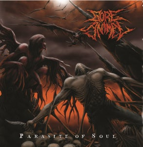 Image of GORE ANIMAL-PARASITE OF SOUL CD