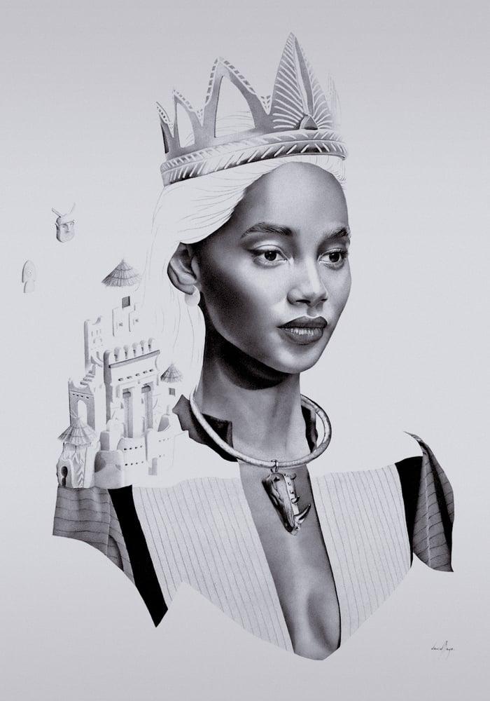 Image of Régalia - Print