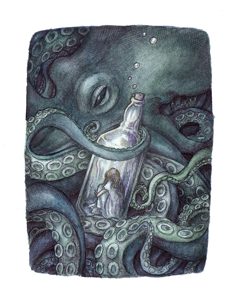 Image of 'The Deep' by Adam Oehlers