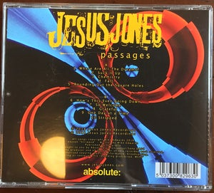 Image of Passages CD