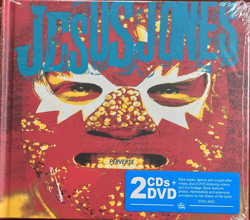 Image of Perverse CD/DVD