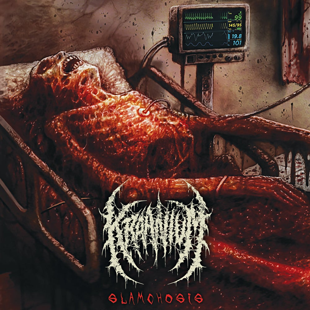 Image of KRAANIUM - Slamchosis CD