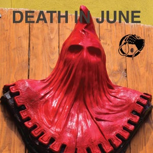 Image of DEATH IN JUNE - ESSENCE! PICTURE DISC LP - 1000 COPIES - BAD VC18P - UPC 753907235548