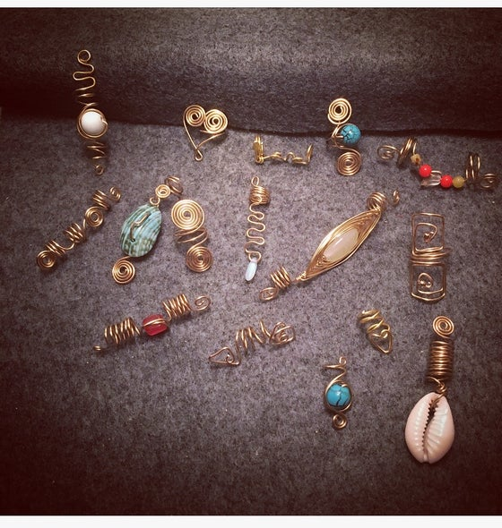 Image of Hair Jewelry Bundle