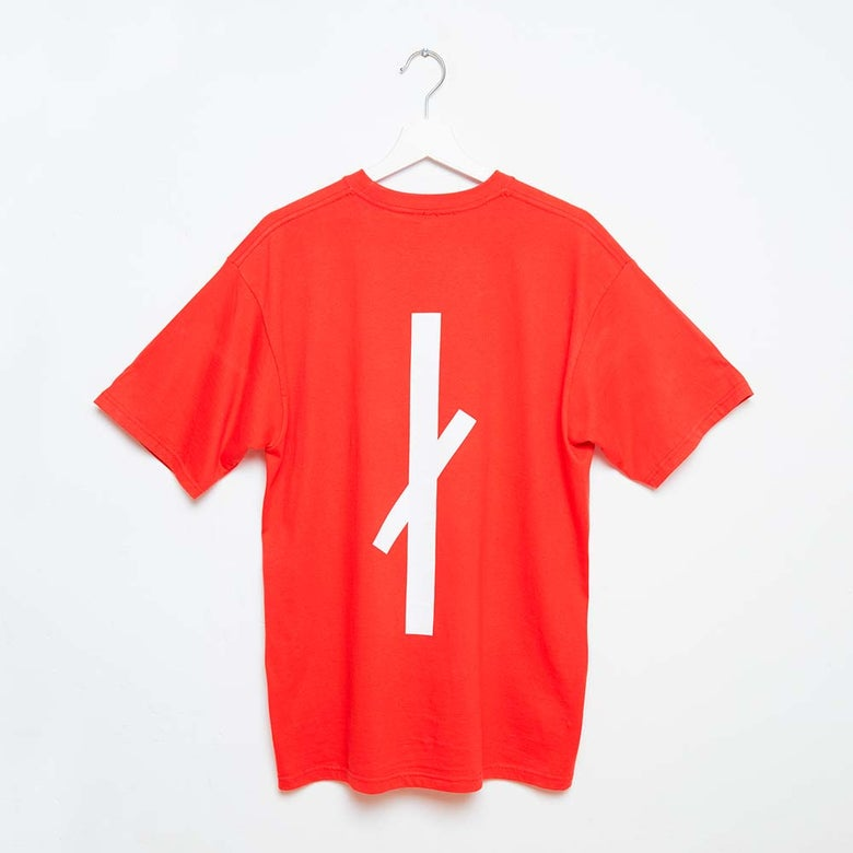 Image of Mental Tee Red
