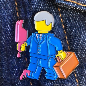 Image of Forever Young Pin - On Sale!