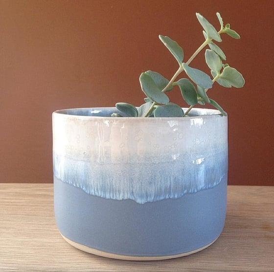 Image of Urtepotteskjulere med krystalglasur