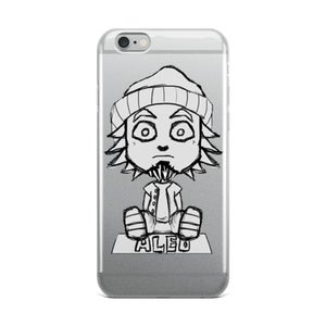 Image of Sketchy Aleo Phone Case