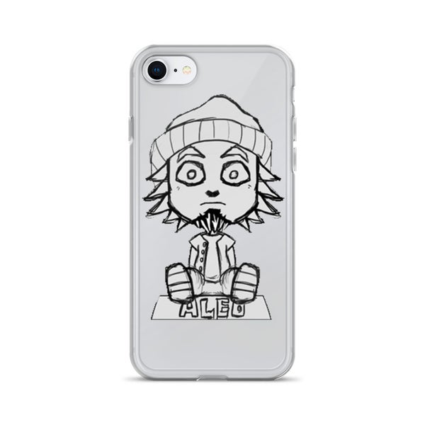 Image of Sketchy Aleo Phone Case