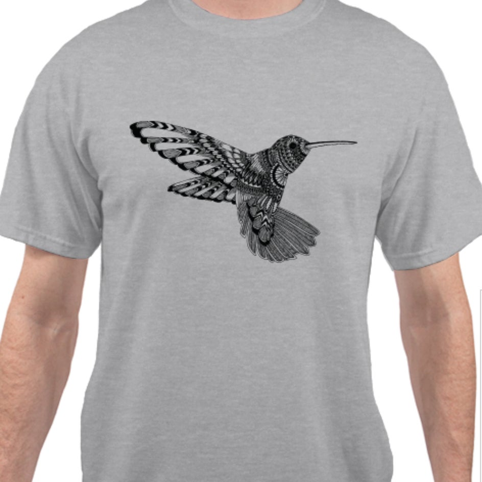 Image of Hummingbird T-Shirt