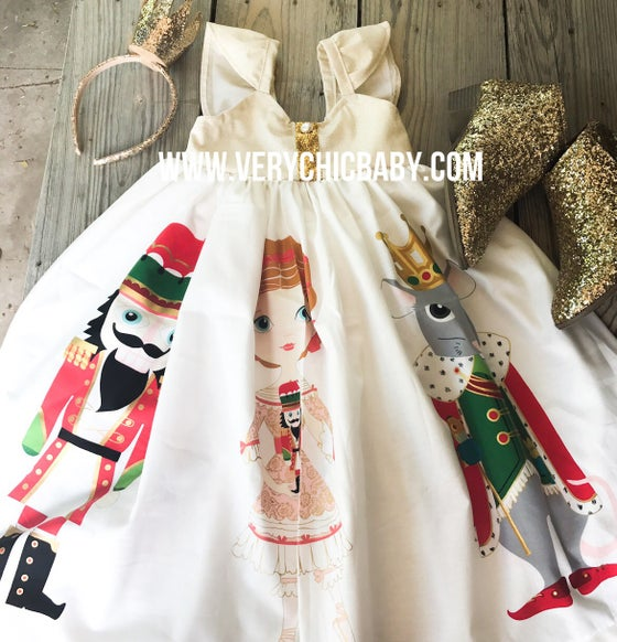 Image of Clara Nutcracker Dress