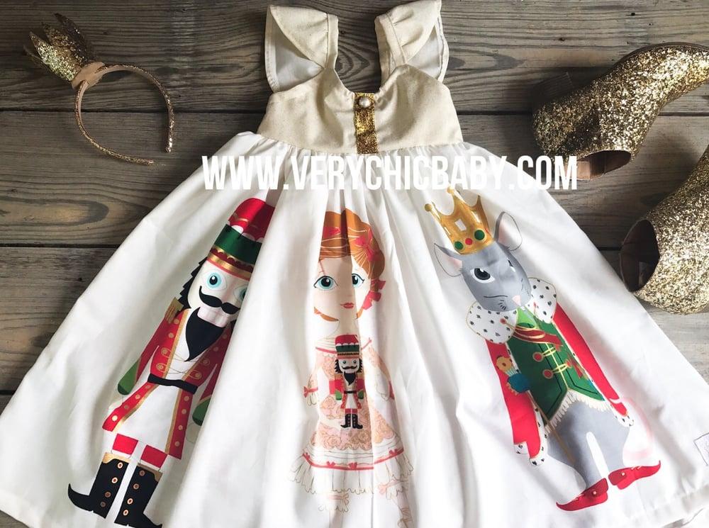 Image of Clara Nutcracker Dress