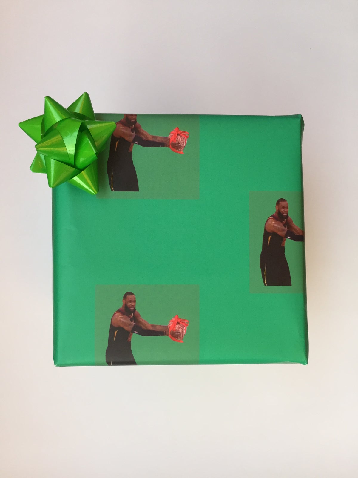 """Image of """"Game 1"""" - Gift Wrap"""