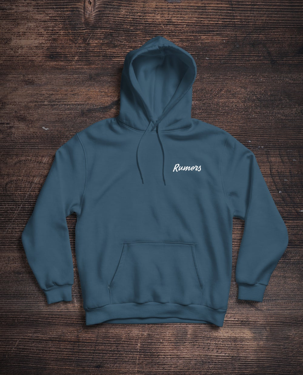 Image of Embroidered Hoody | Winter Collection