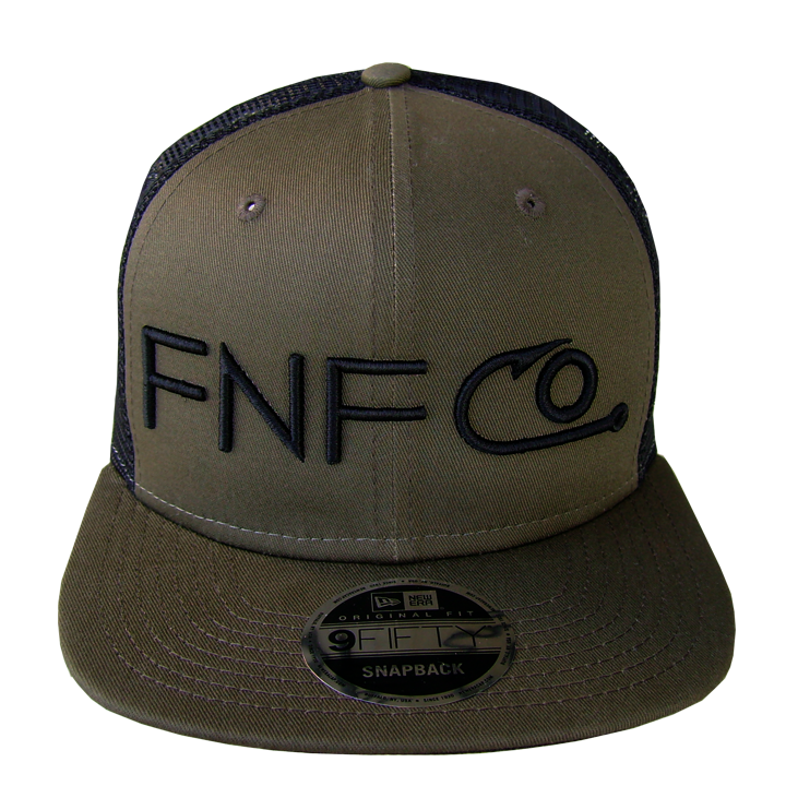 Image of FNF CO. Hook New Era Trucker (assorted)