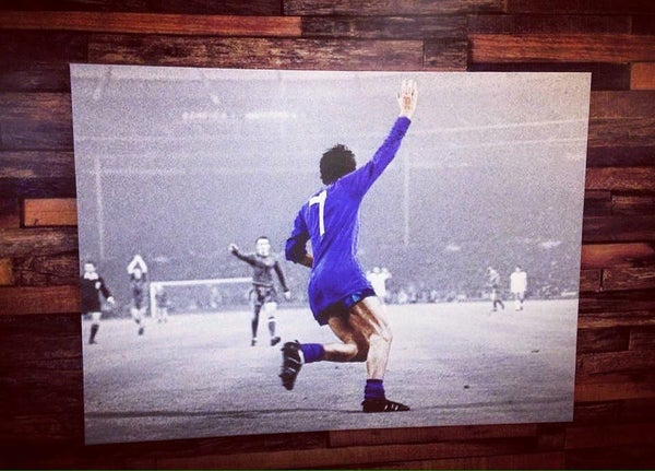 Image of George Best 1968 Final