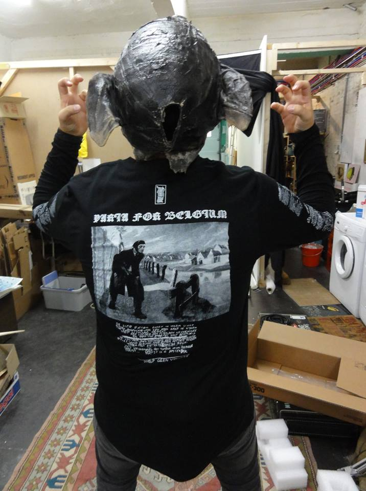 Image of Boris and Kitchenknife - Nog Harder - Longsleeve shirt
