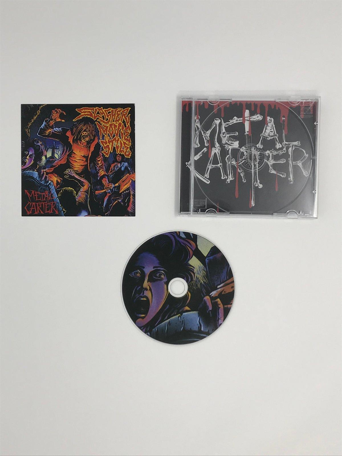 Image of SLASHER MOVIE STILE metal carter