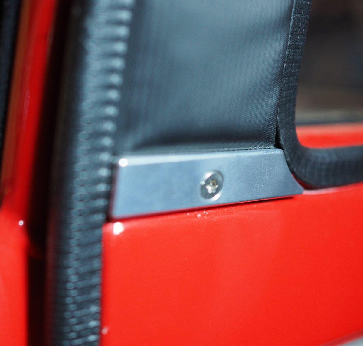 B-pillar trims 2 door 510