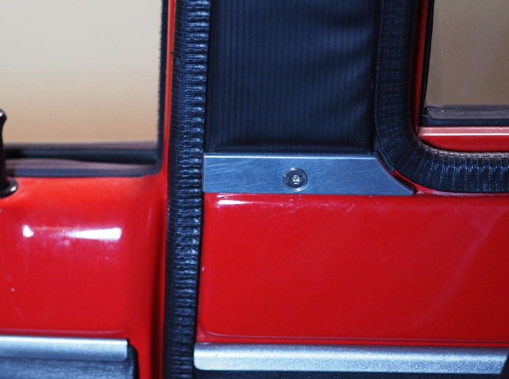 Image of B-pillar trims 2 door 510