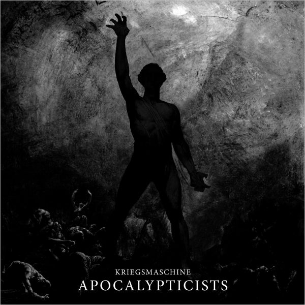 Image of KRIEGSMASCHINE - 'Apocalypticists' Digipack CD