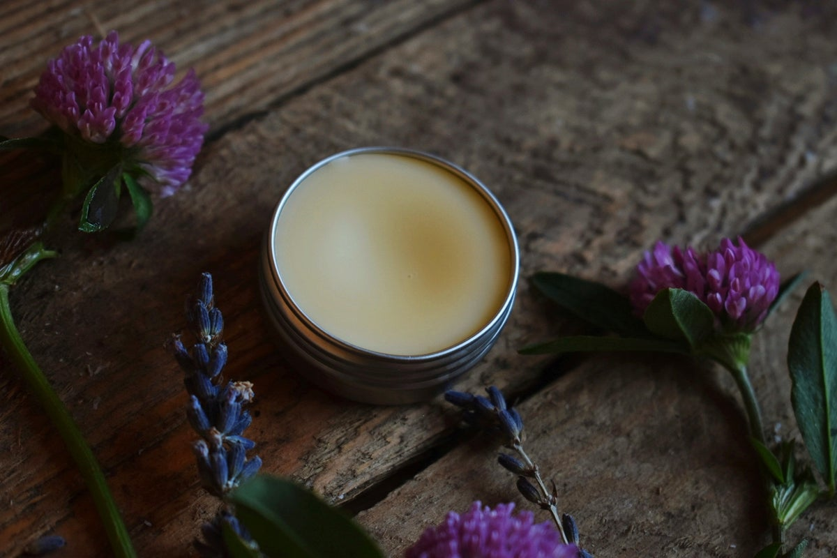 Image of Cocoa butter lipbalm - unscented