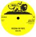 "Image of Moja Nya - Freedom for Trots / Jah Guide 12"" (Wackie's)"