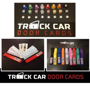 Image of Maxda MX5 - MK2 - Full Door - Track Car Door Cards