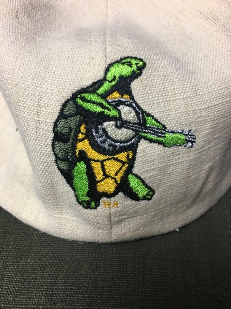 Image of Terrapin Hemp Hat! 90's Stock!