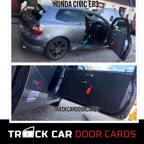 Image of Honda Civic - EP3 - Track Car Door Cards