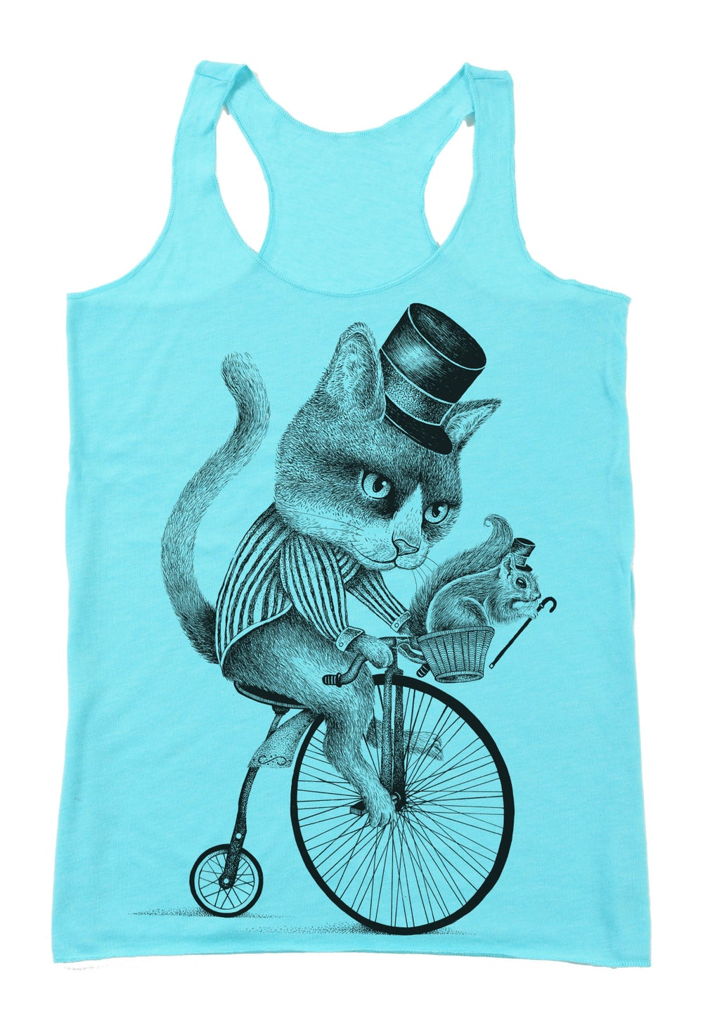 Image of Biker Cat Tank